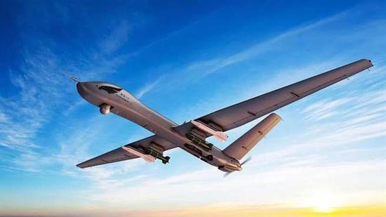 一架F16能买一堆无人机
