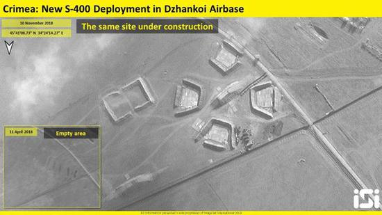 卫星拍到俄新添安放S400画面 距乌边境仅30公里