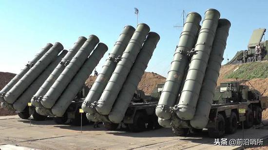S-400防空导弹体系
