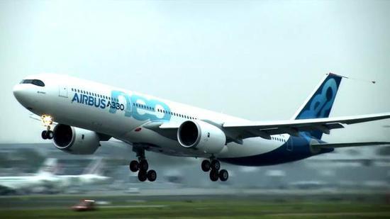 (瑞达7000是A330neo客机独家动力)
