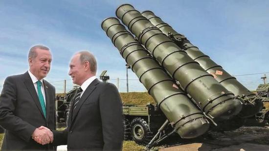 土耳其爱上俄国货