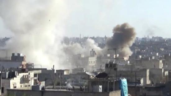 俄驻叙利亚空军基地再遭火箭弹袭击 2名平民丧生