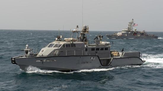 美向乌克兰援助巡逻艇 被指兜售连美军都不要的东西