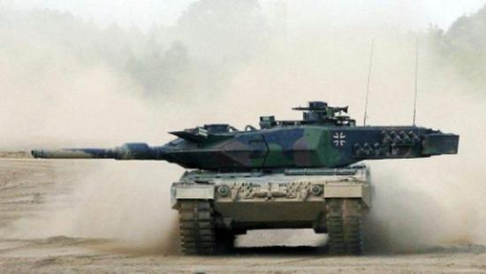 德国坦克炮技术先辈