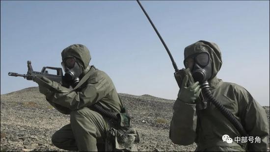 战地演兵:沉醉式体验 这场抵御演练全程高燃!诚信在线下载