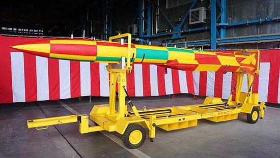 日本超音速导弹