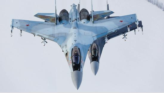 土耳其防长否认要买俄苏35战机:我们是F35项目伙伴