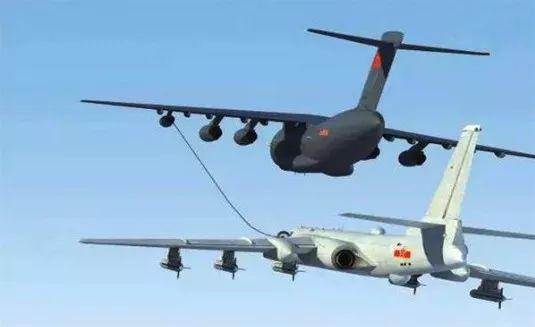 运油-20将助力轰-6N实走跨洋抨击