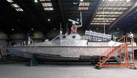 中国猫导弹艇