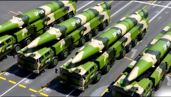 反舰弹道导弹颠覆了海战理念