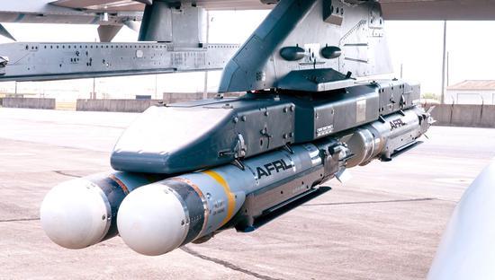 """美空军完成""""金帐汗国""""合作式弹药蜂群项目飞行试验"""
