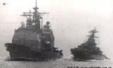 俄军历来有吾舰受命撞击你舰的传统