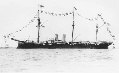 南端巡洋舰