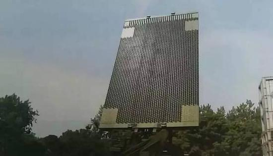 国产反隐身雷达