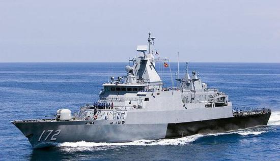 濒海任务舰将会替代吉达级执行近海巡逻任务