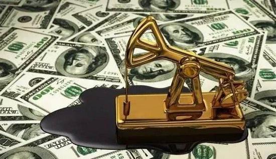 归根结底还是石油与美元