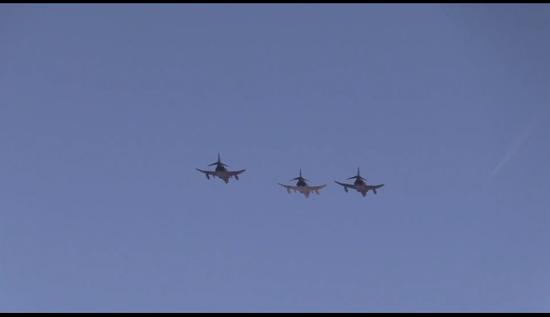 日本最后3架F4战机退役 成东亚第一个全三代机国家