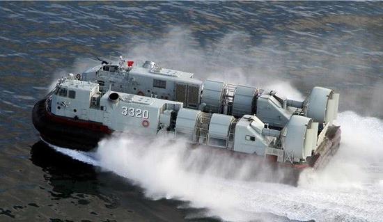 071型船坞登陆舰_中国第7艘071登陆舰曝光后 发展重心转向两栖攻击舰 中国 船坞 ...