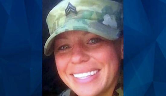 美国女兵遭战友轮奸自杀 因遭威胁不敢向军方报告