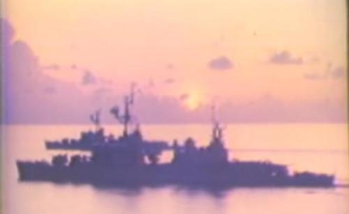▲ 敦睦舰队在二代舰批量服役之前,那基本就是阳字号的专利