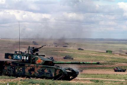 印巴为何首次联合参加上合军演 背后是中俄的功劳