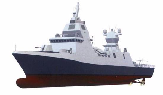 以色列这款2千吨小军舰 为何竟比印度万吨巨舰更强大