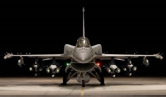 美国洛马公司向台湾提供的F-16V战斗机方案