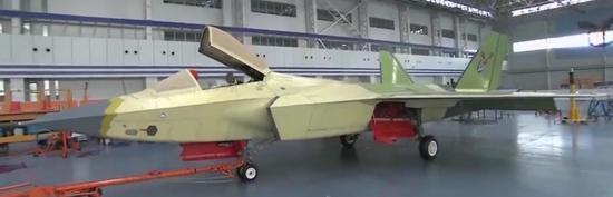 疑似歼-31原型机