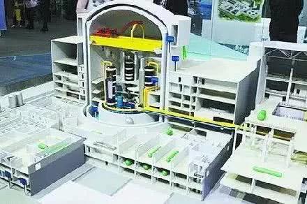 095的新型核动力堆借鉴了华龙一号