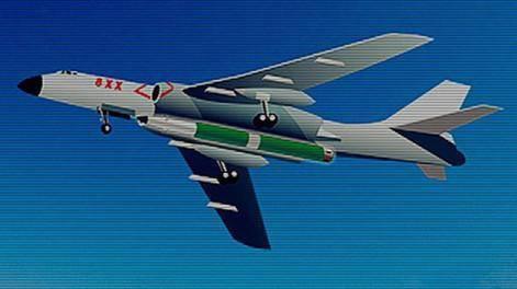 轰6N为何成战略轰炸机:可载远程核导弹攻击美本