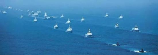 解放军台海全域演习不再仅仅是威慑 已具备实战特征插图(2)