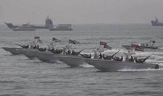 伊朗军事力量难以与美国对抗