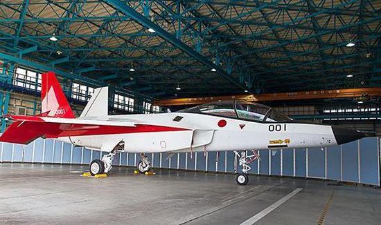 图为终极被封存草草终结的X-2验证机。
