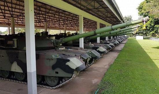 泰国将购买第三批14辆VT4坦克 未来总数将达150辆
