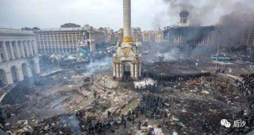 """极度的""""民主""""给乌克兰带来了什么?"""
