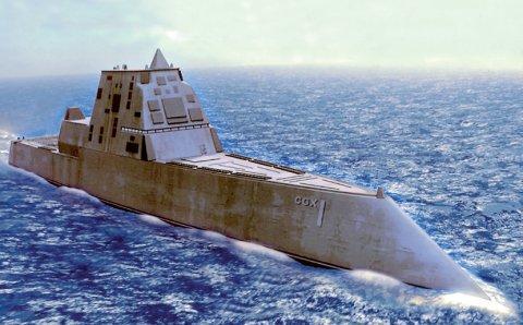 CGX巡洋舰方案