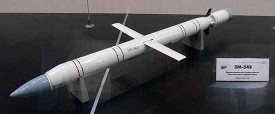 "◎3M54""口径""巡航导弹的出口版本"
