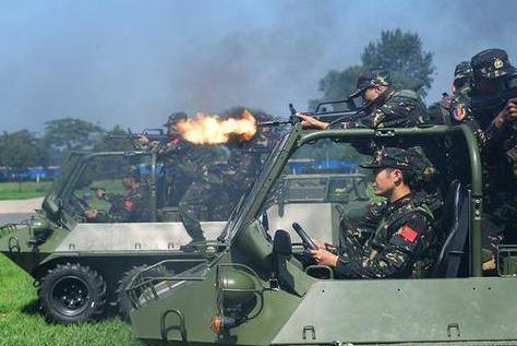我陆军特种部队如何选载具:国产旋翼机搭配山猫车