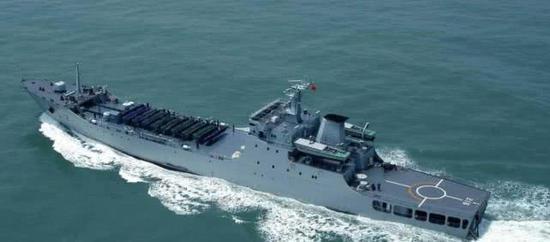 072A登陆舰搭载均衡战力很强