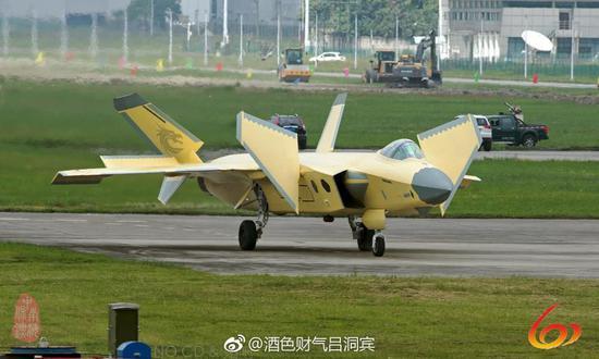 中国歼20顶级隐身材料揭秘 由海归加民企研制