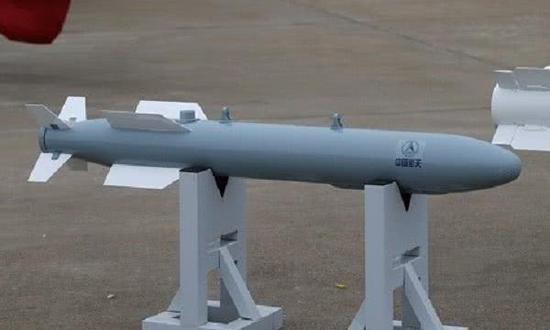 国产25公斤级准确制导炸弹