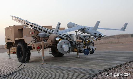 扫描鹰无人机