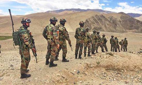 印军前司令叫嚣重建第17山地打击军 对抗解放军