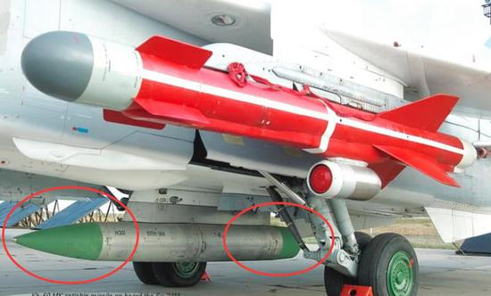 这种数据传输调查,前面后面绿色,内部都有发射接收可以和导弹沟通