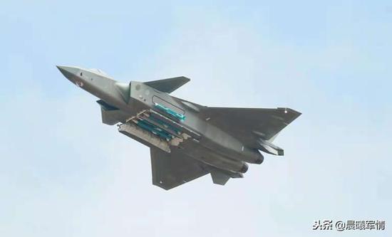 俄罗斯行家认为歼20存在动力体系的短板