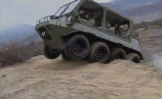 解放军现代化山地步兵