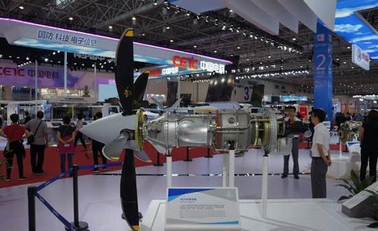 国内已经研制出功率更大的AEP80涡桨发动机,能够用于升级翼龙2