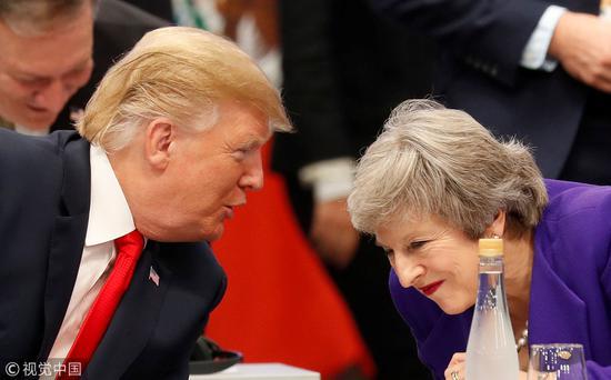 """尽管面对美国施压,英国并未""""一刀切""""详细不准与华为的配相符"""