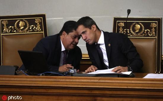 资料图:桑布拉诺(左)和瓜伊多 图自IC photo