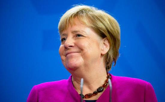 蓬佩奥施压德国排除华为5G 默克尔正面回怼意味深长